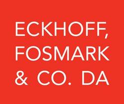 Eckhoff, Fosmark og CO DA. LOGO